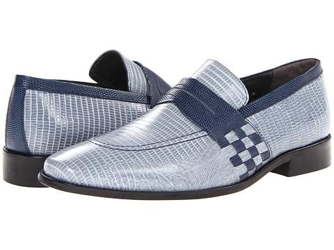 Pantofi Stacy Adams - Grimani - Dark Blue/Light Blue