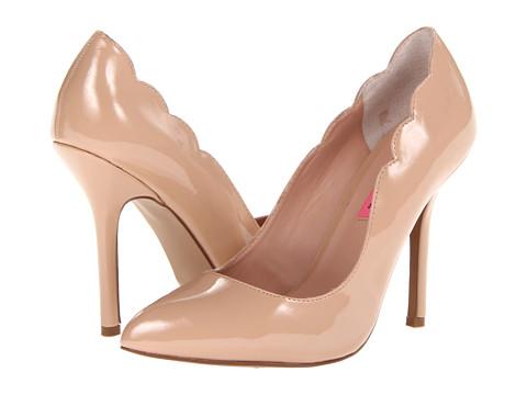 Pantofi Betsey Johnson - Raciee - Blush Patent