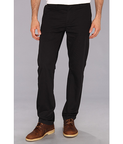 Pantaloni John Varvatos - Flap Back Pocket Pant - Black
