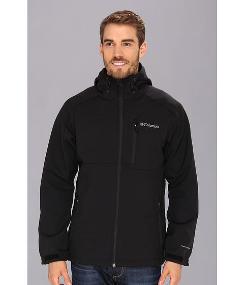 Jachete Columbia - Chase To The Point Softshell - Black