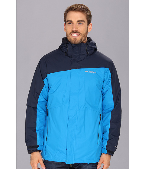 Jachete Columbia - Eager Air II Interchange Jacket - Dark Compass