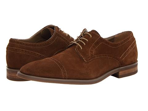 Pantofi Calvin Klein - Hancock - Cognac