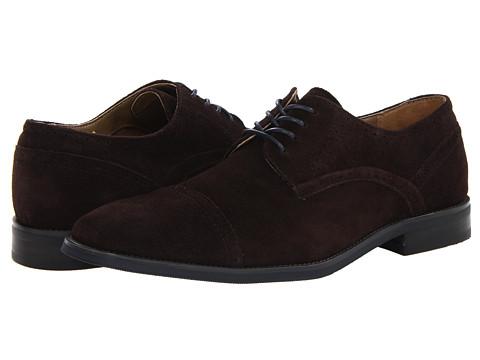 Pantofi Calvin Klein - Hancock - Dark Brown/Navy