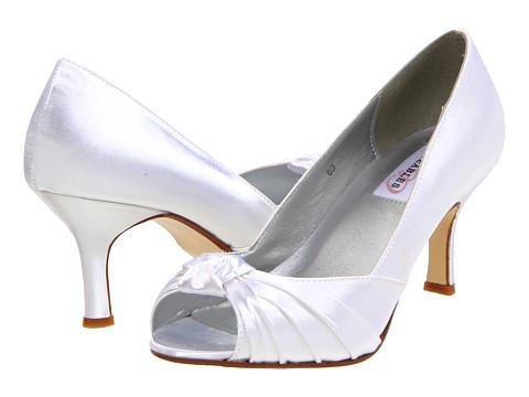 Pantofi Dyeables - Ida - White