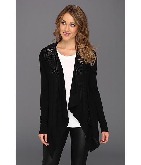 Bluze DKNY - Long Sleeve Cozy - Black