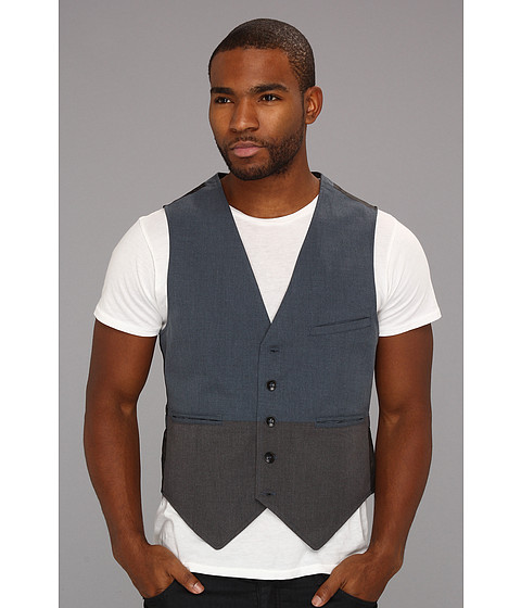 Jachete ECKO - The Cage Vest - Black