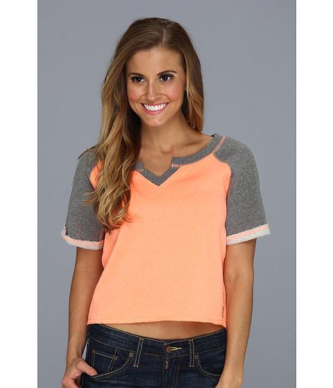 Tricouri Fox - Fast Lane Pullover - Day Glow Orange