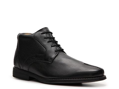 Pantofi Sandro Moscoloni - Bergen Boot - Black