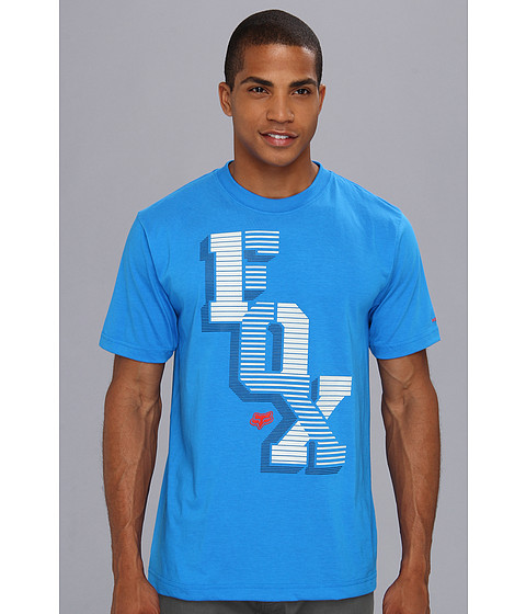 Tricouri Fox - Vital Effort S/S Tech Tee - Blue