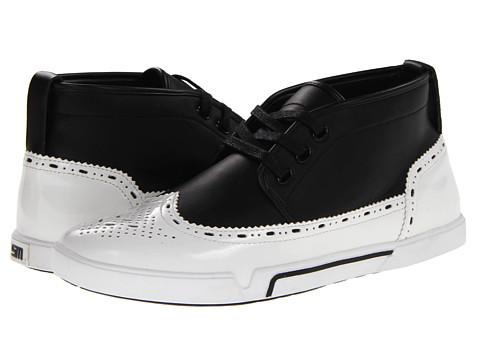 Adidasi Steve Madden - Cline - Black/White