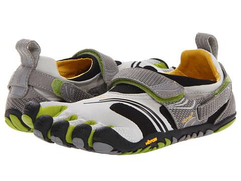 Adidasi Vibram FiveFingers - KMD Sport - Grey/Black/Green