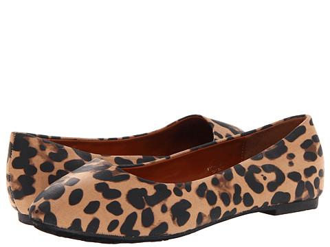 Balerini NOMAD - Jane - Tan Leopard