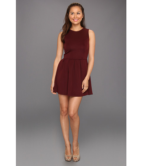 Rochii Brigitte Bailey - Galla Dress - Burgandy