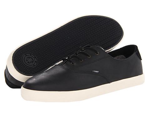 Adidasi Element - Lockhart - Black Premium/Pull-Up Leather