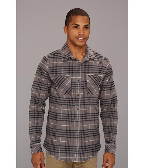 Bluze adidas - Silas Flannel Shirt - Grey Blend