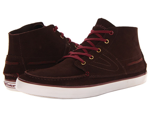 Adidasi Tretorn - Otto Mid Suede - Chocolate Brown