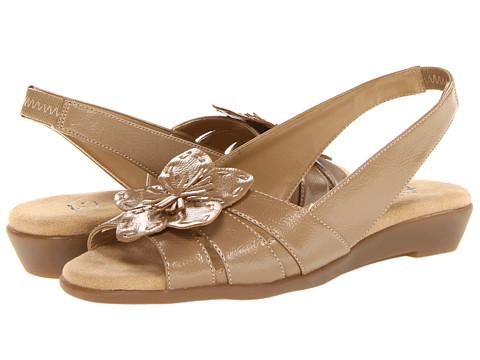 Sandale Aerosoles - Bobcat - Tan Patent