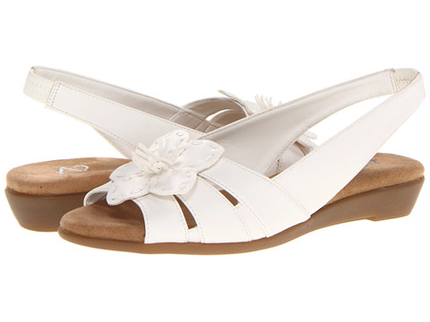 Sandale Aerosoles - Bobcat - White