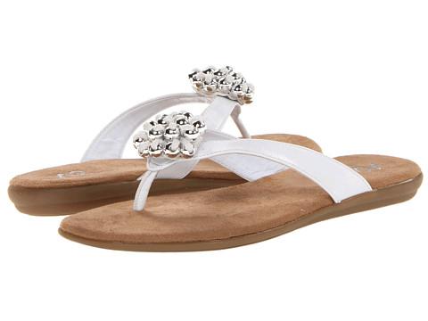 Sandale Aerosoles - Enchlosure - White Patent