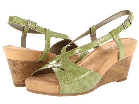 Sandale Aerosoles - Stoplight - Light Green Croc