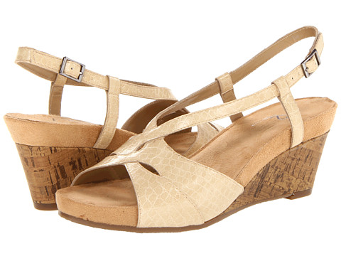 Sandale Aerosoles - Stoplight - Tan Croco