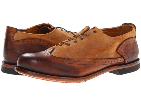 Pantofi Timberland BC - 13 Carries Brogue Oxford - Tan