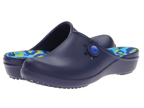 Sandale Crocs - Tully II Clog - Nautical Navy/Cerulean Blue