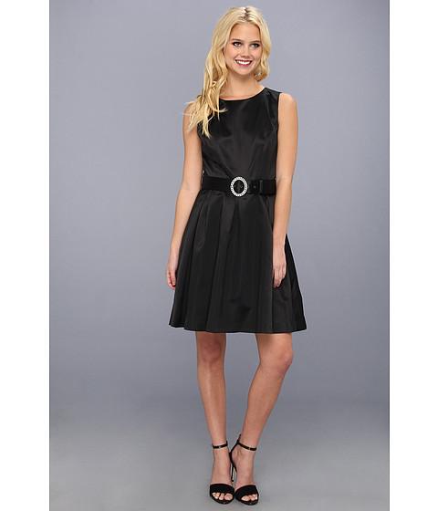 Rochii Nine West - Satin Dress - Black