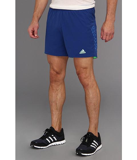 "Pantaloni adidas - supernovaâ⢠5\"" Short - Dark Blue/Prime Blue"