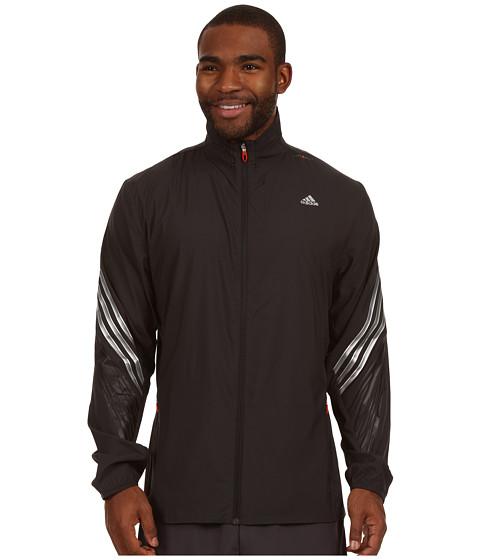 Jachete adidas - Adizero F50 Messi Woven Soccer Jacket - Black/Matte Silver/Pop