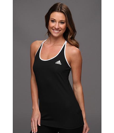 Tricouri adidas - Tennis Sequencials Engineered Tank - Black/White