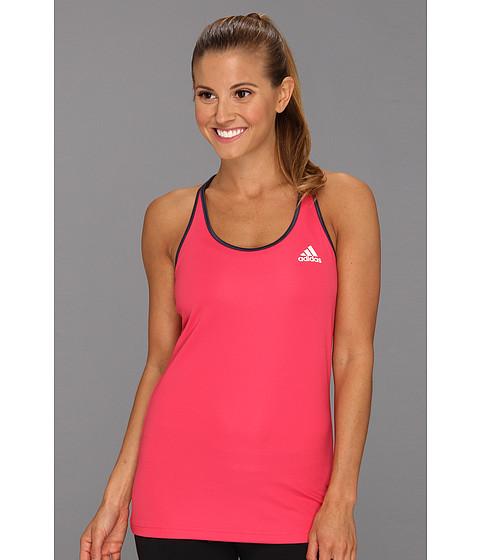 Tricouri adidas - Tennis Sequencials Engineered Tank - Blaze Pink/White/Urban Sky