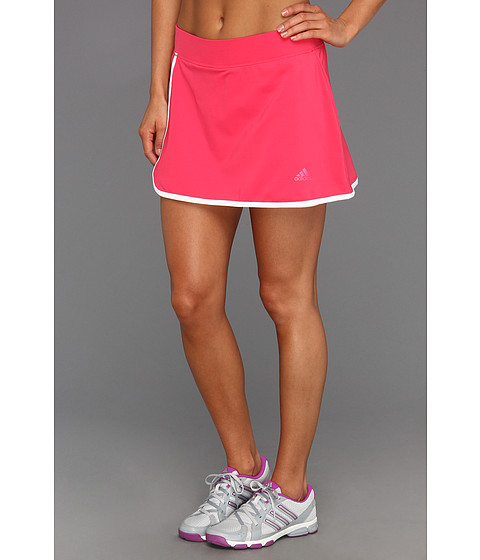 Pantaloni adidas - Tennis Sequencials Galaxy Skort 3 - Blaze Pink/White