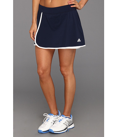 Pantaloni adidas - Tennis Sequencials Galaxy Skort 3 - Collegiate Navy/White