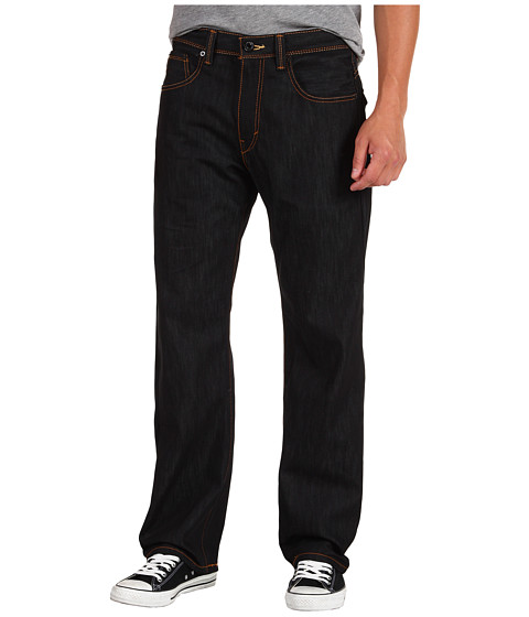 Blugi Levis - 569î Loose Straight - Engine Flap - Laguna Black