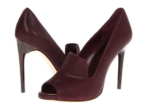 Pantofi BCBGMAXAZRIA - Demie - Burgandy Glazed Goat