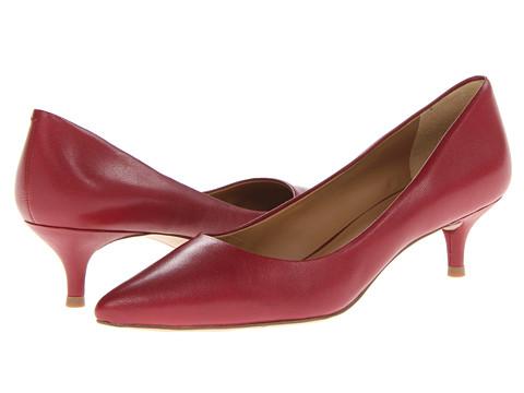 Pantofi Nine West - Illumie - Red Leather Leather