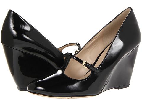 Pantofi Nine West - Zarig - Black Synthetic