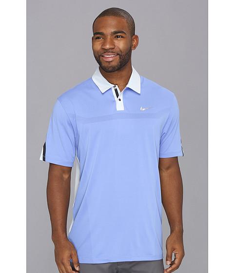 Tricouri Nike - Tiger Woods Engineered Polo - Distance Blue