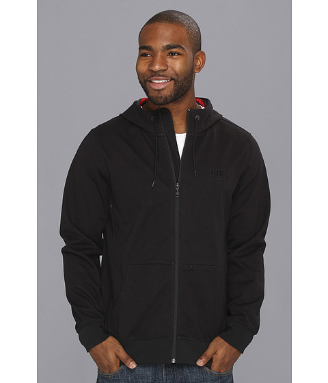 Bluze Nike - Northrup 3-Ply Full-Zip Hoodie - Black/Anthracite/Black
