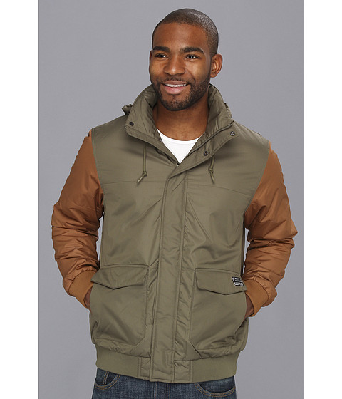 Bluze Nike - Camp Shell Jacket - Medium Olive/Ale Brown/Medium Olive