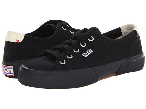 Adidasi SKECHERS - Bobs-Le Club - Black