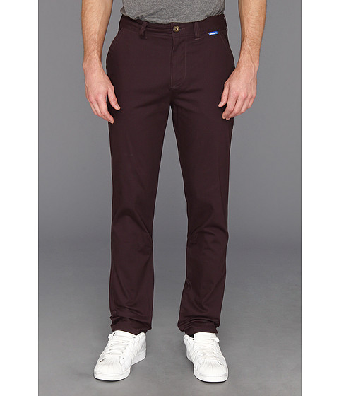 Pantaloni adidas - Gonz Stretch Chino Pant - Night Burgundy