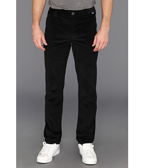 Pantaloni adidas - Silas Stretch Cord Pant - Black