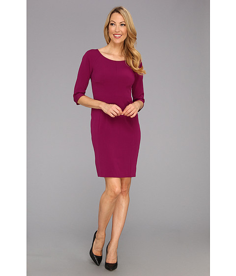 Rochii elegante: Rochie Nine West - Raglan Sleeve Sheath Dress - Berry
