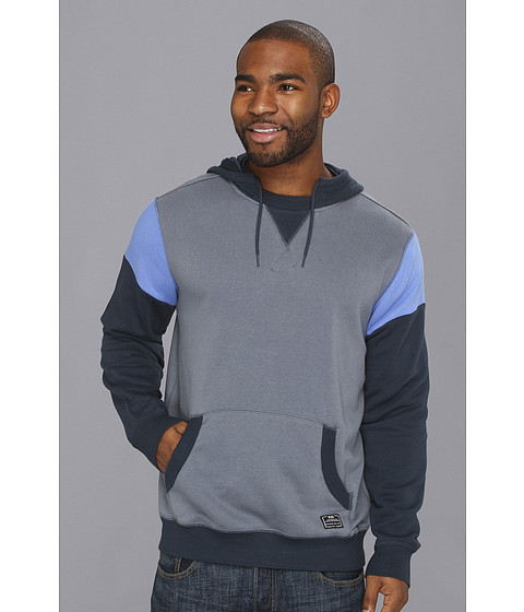 Bluze Nike - Northrup Crew Pullover Hoodie - Armory Slate/Armory Navy/Distance Blue