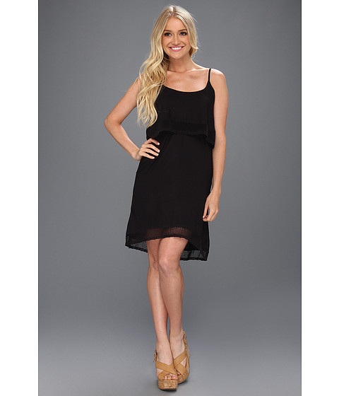 Rochii elegante: Rochie Hurley - Makena Dress (Juniors) - Black