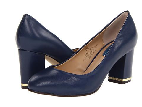 Pantofi Fitzwell - Etta - Navy Leather