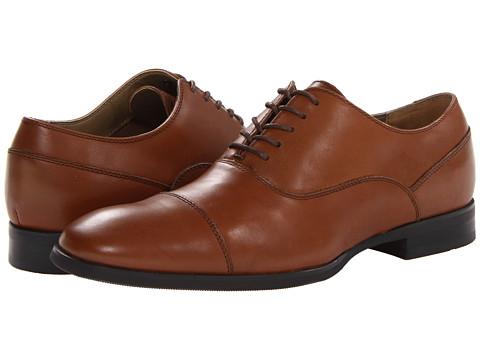 Pantofi Calvin Klein - Carlton - Cognac