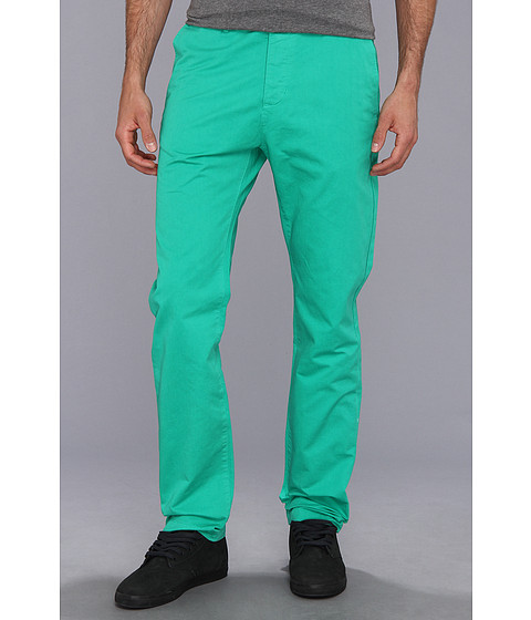 Pantaloni Obey - Classique Chino Pant - Classic Green